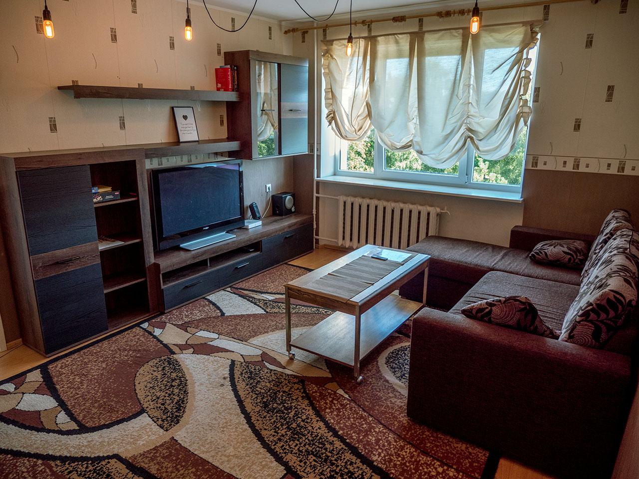 4 room apartment